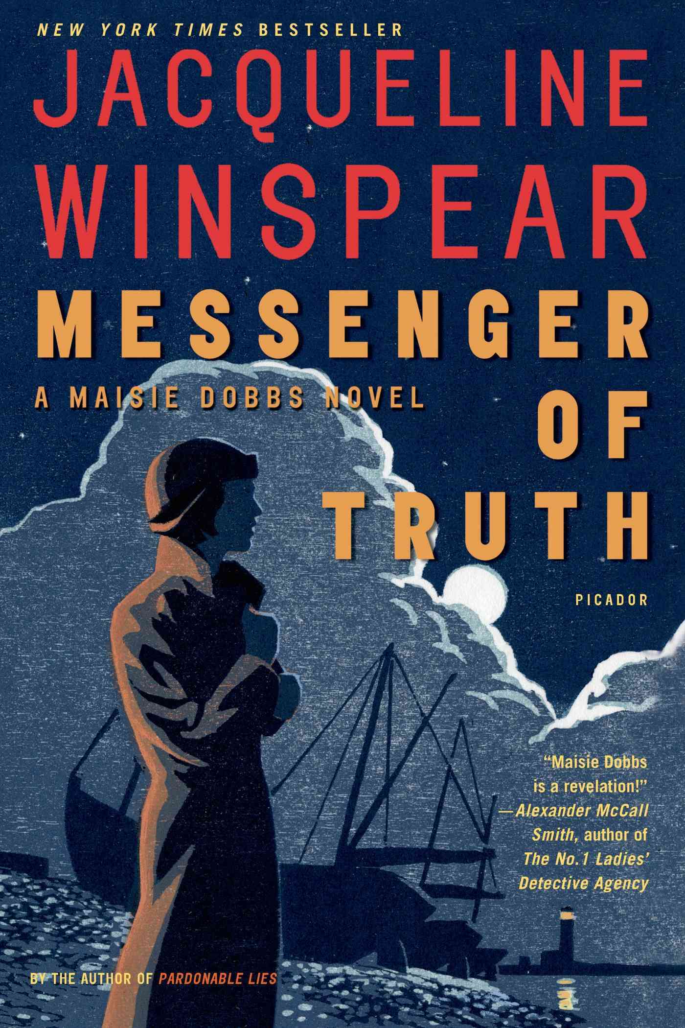 Messenger of Truth By Winspear, Jacqueline
