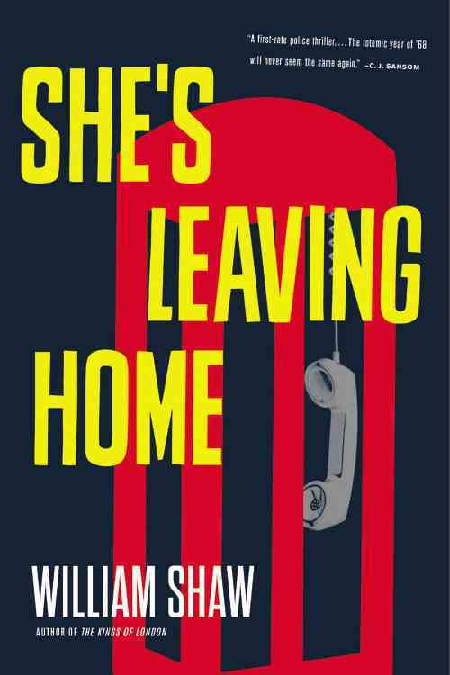 She's Leaving Home By Shaw, William